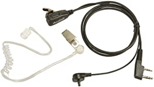 Arcshell Acoustic Tube Earpiece 10 Pack