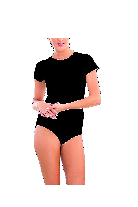 Damen Body- mit Druckknöpfen- MODAL- Lycra Basic- kurzarm- Baumwolle-MODAL online bestellen