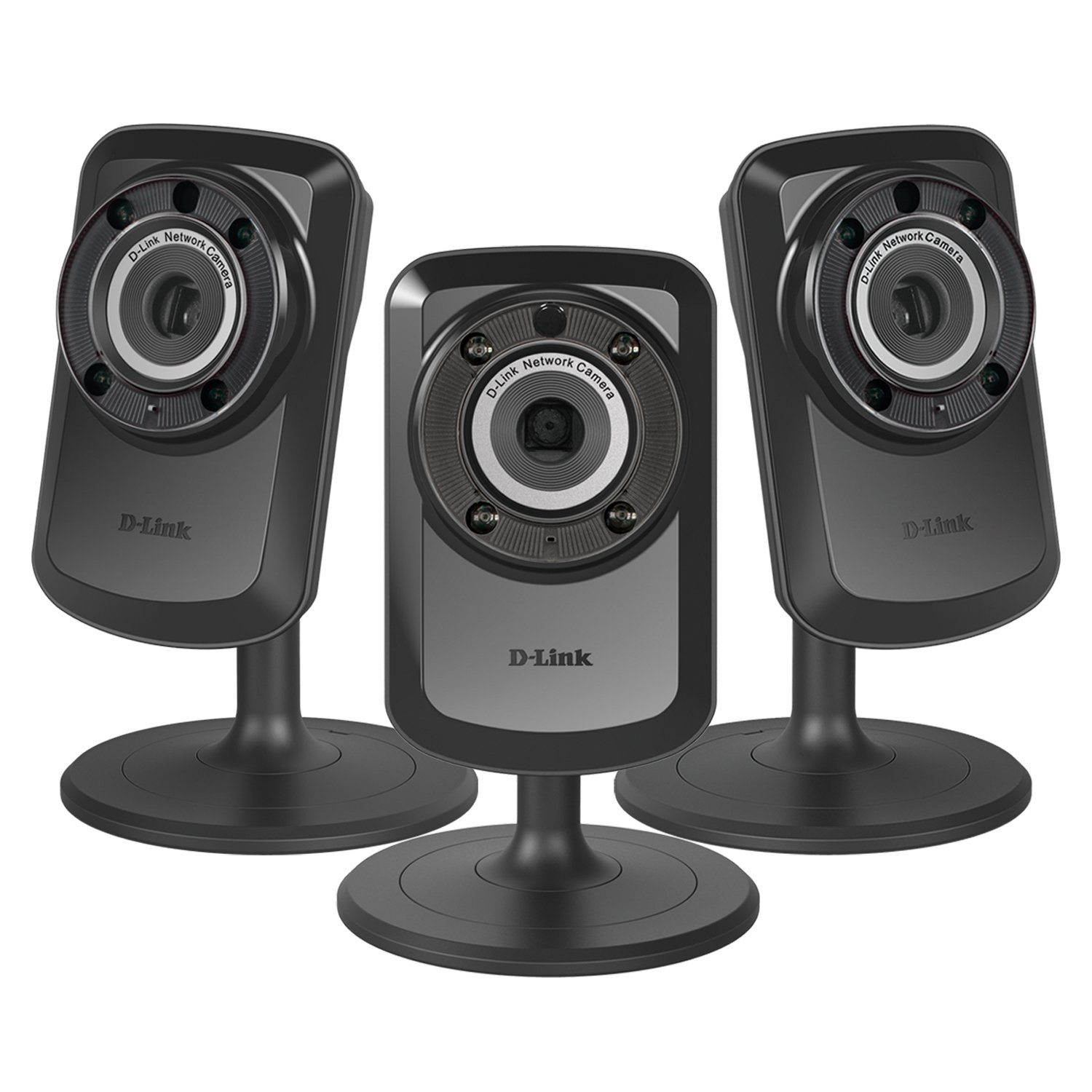 D-Link Wireless Day/Night WiFi Network Surveillance Camera &Remote View DCS-934L hd cvi camera systems 1 0mp 720p 42pcs ir led 2 8 12mm lens security camera system outdoor night vision camera surveillance