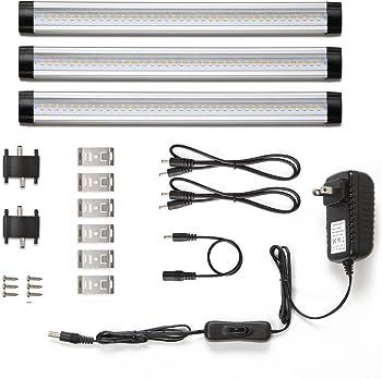 Lighting Ever Under Cabinet Lighting 3-Panel Kit