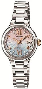 卡西欧SHEEN系列女款腕表,日本亚马逊海淘特价32,500日元