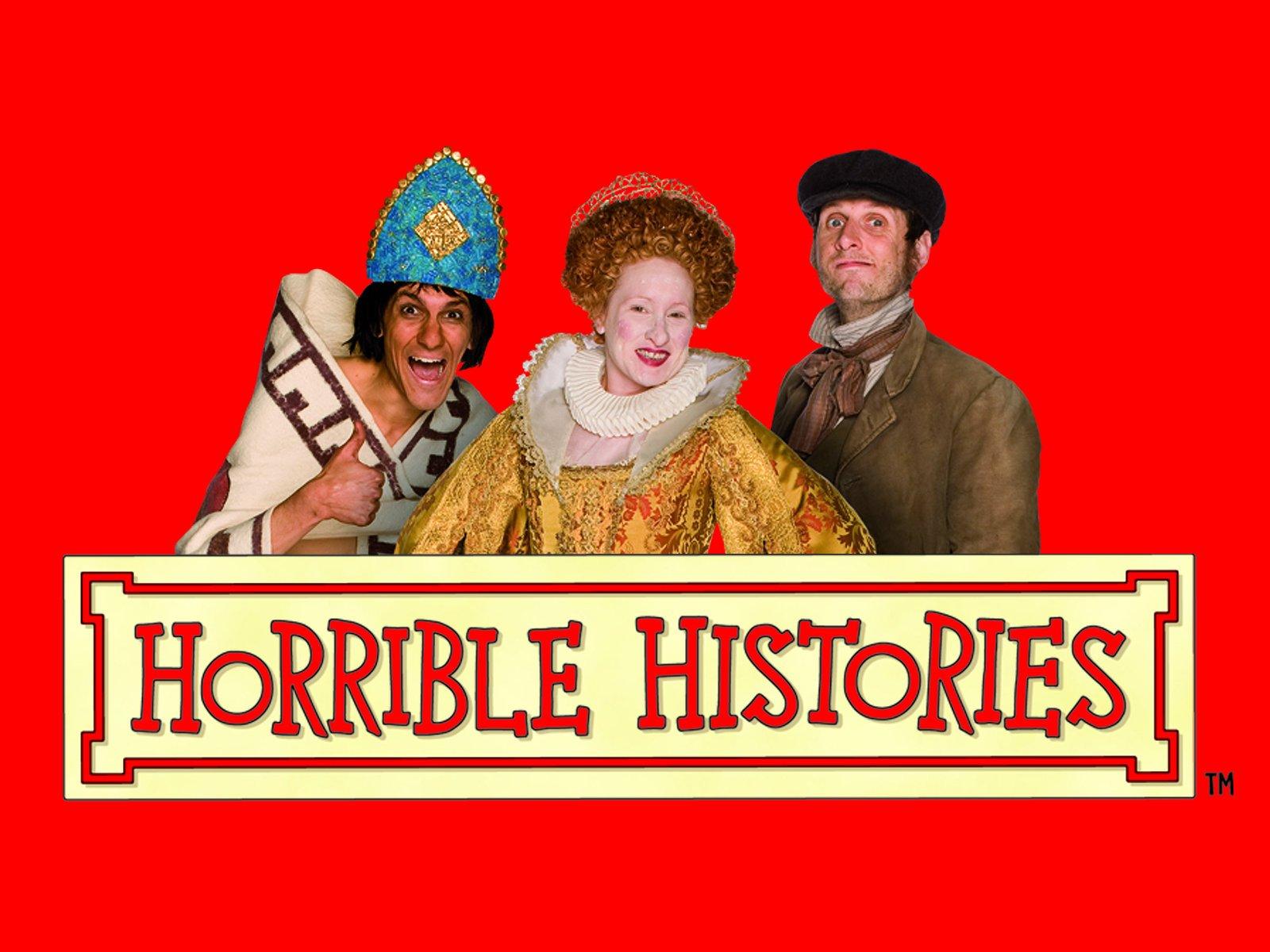 Horrible Histories - Season 3