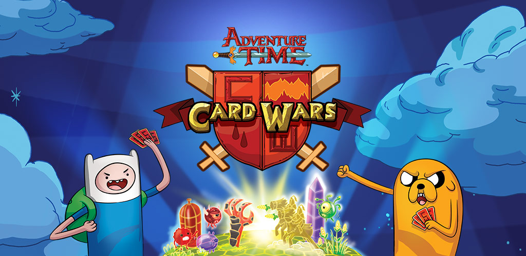 Amazon.com: Card Wars - Adventure Time Ca