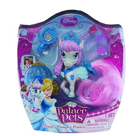 Giochi Preziosi - Disney - Princess Palace Animaux - poney de Cendrillon: Blanc
