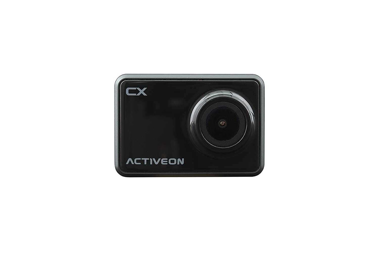 Activeon CX Action Camera (Onyx Black)