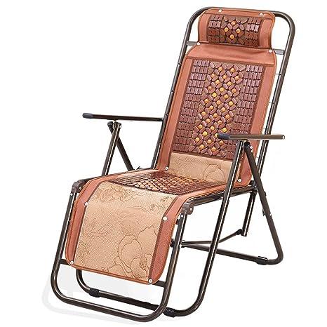 Ali Silla de oficina / plegable descanso para el almuerzo silla de casa / siesta / silla de ancianos ( Color : #1 )