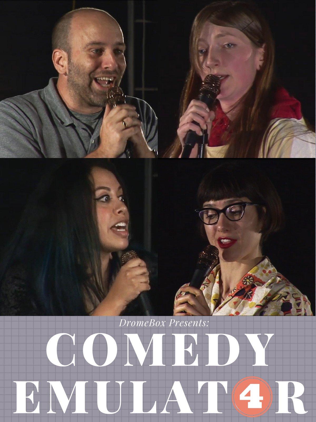 Comedy Emulator 4