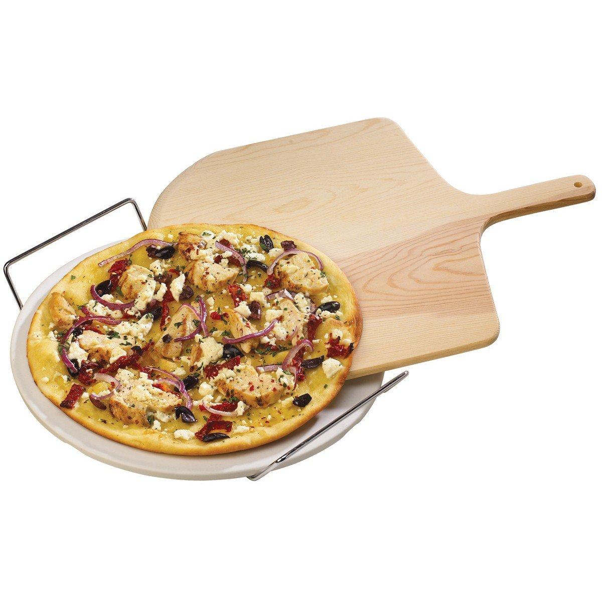 GRILLPRO Pizzastein-Set 3-teilig günstig kaufen