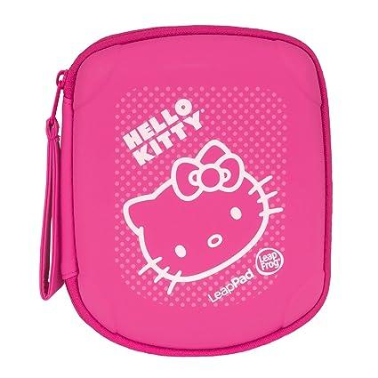 Leapfrog - 32425 - Jeu Éducatif - LeapPad / LeapPad 2 Explorer - Etui de Rangement - Hello Kitty - Rose