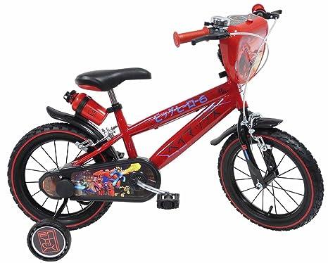 Vélo Enfant Les Nouveaux Héros 14 Pouces