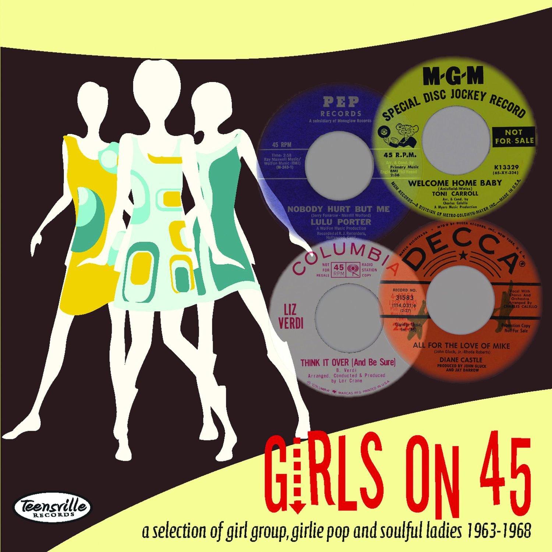 VA - Girls On 45 (2015) [FLAC] Download
