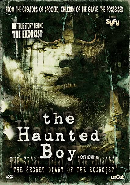 The Haunted Boy: The Secret Diary of the Exorcist full movie (2010)