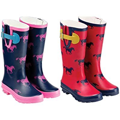 Tottie Childrens Wharfedale Wellingtons