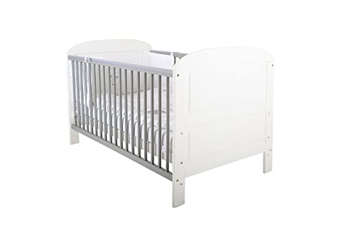 East Coast Angelina Cot Bed - Multi Colors