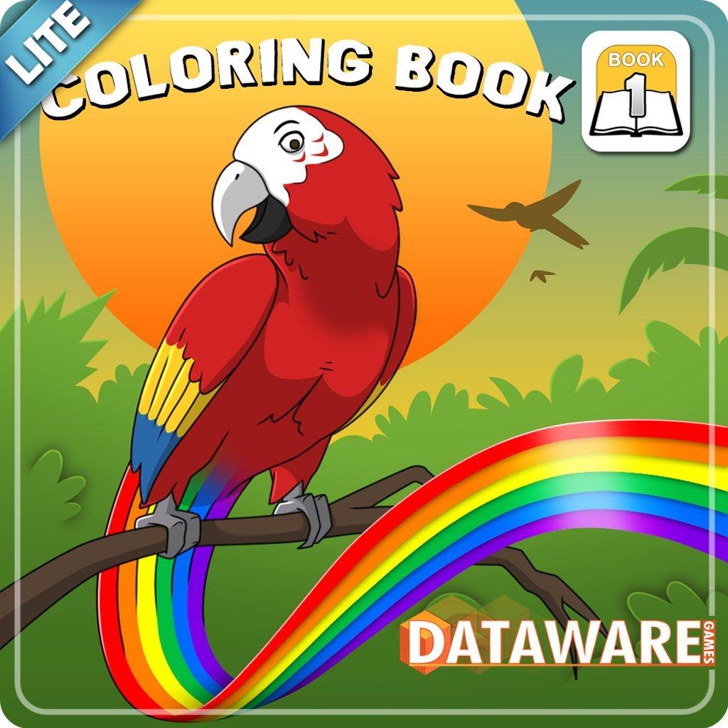 Coloring Book 1 Lite (Download)