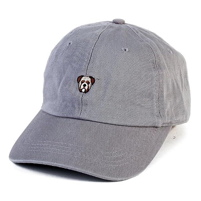 Dog Head Baseball Cap