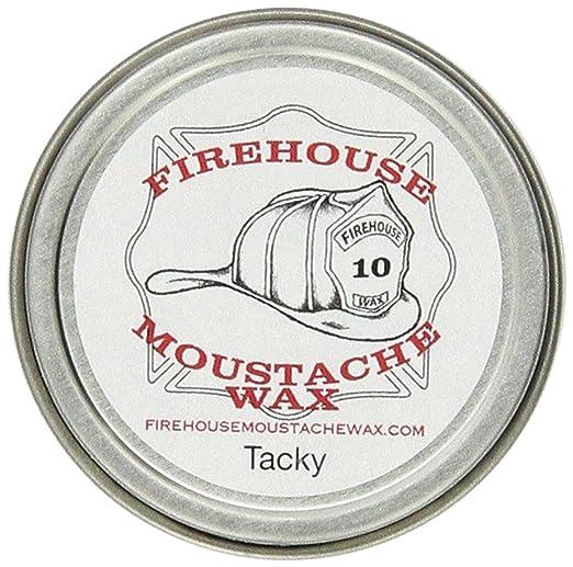 Firehouse Moustache Wax Wacky Tacky