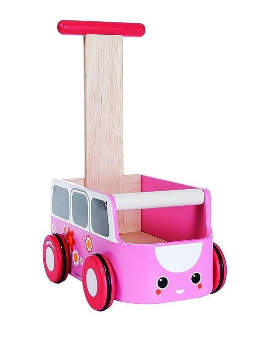 Plan Toys Van Walker (Pink)