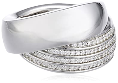 Joop JPRG90596A5 925 Sterling Silver Ring