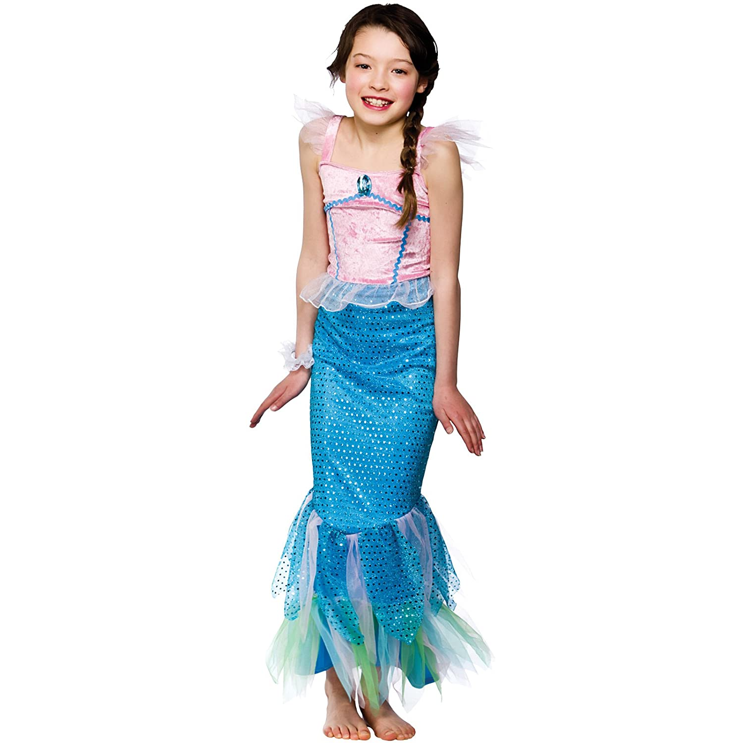 Cheap Fashion Jewelry Online Under U00245 Girls Mystical Mermaid Costume