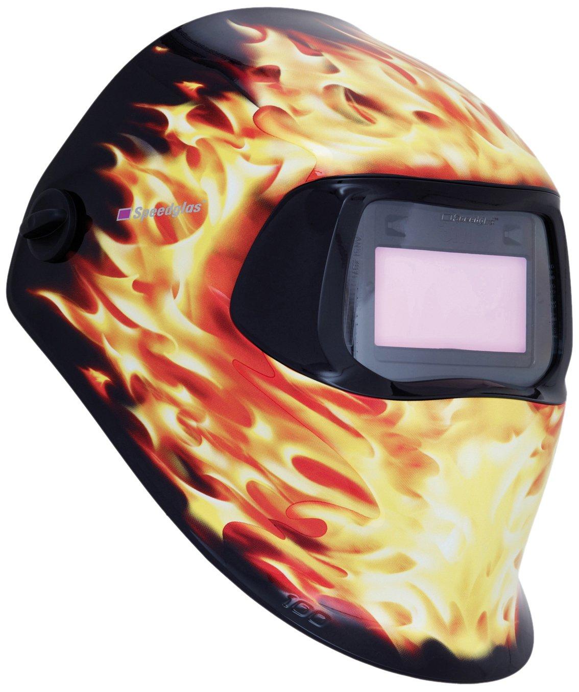 3M Speedglas 100V Blaze, Schweißmaske, H751220  BaumarktKritiken und weitere Informationen