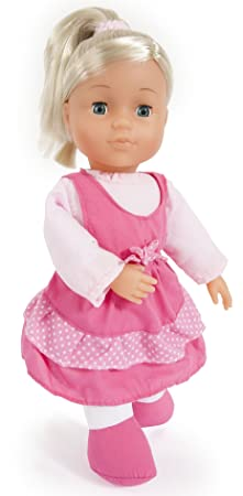 Bayer Design - 93020 - Poupon - My First Girl Avec Robe - Rose - 30 Cm