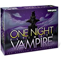 Bezier Games BEZVAMP One Night Ultimate Vampire