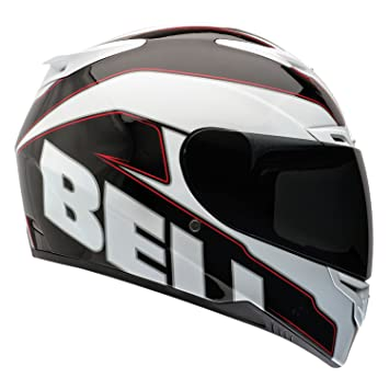 Bell Casques 7050190 Street 2015 RS-1 Adult Casque, Emblem Blanc, XL