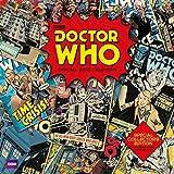Official Doctor Who Classic Edition 2015 Wall Calendar (Calendars 2015)