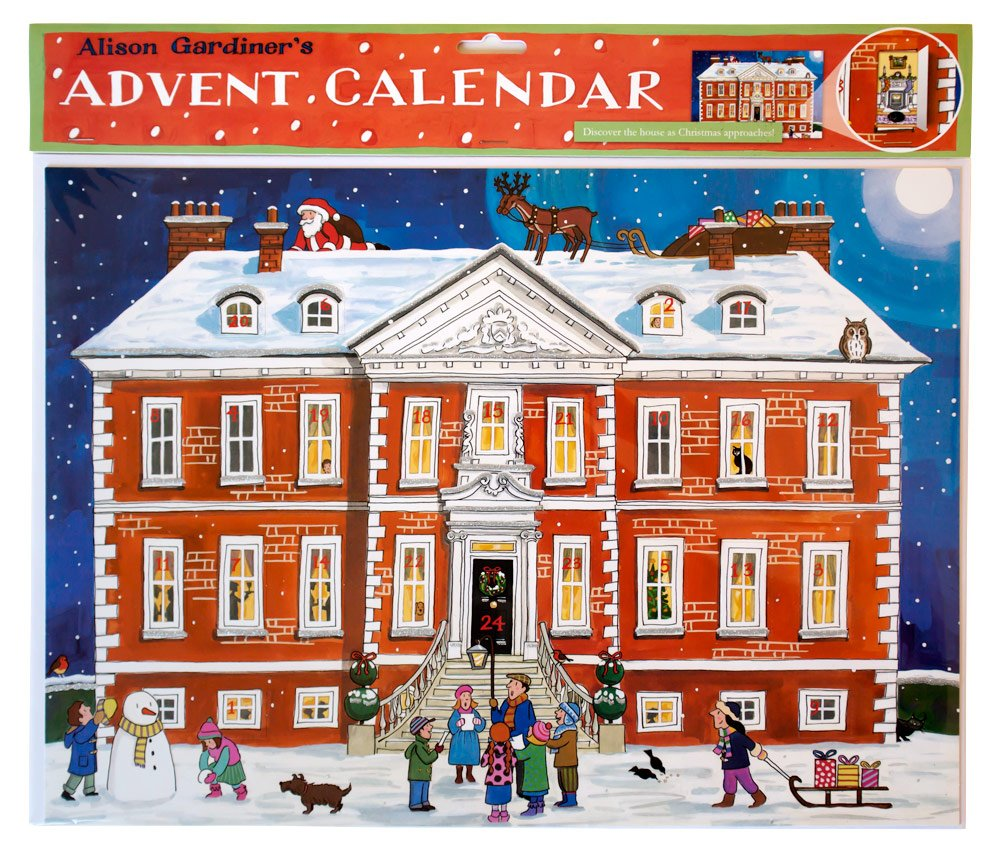 Cool advent calendars for adults 2015
