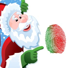 Santa's Naughty or Nice Scanner
