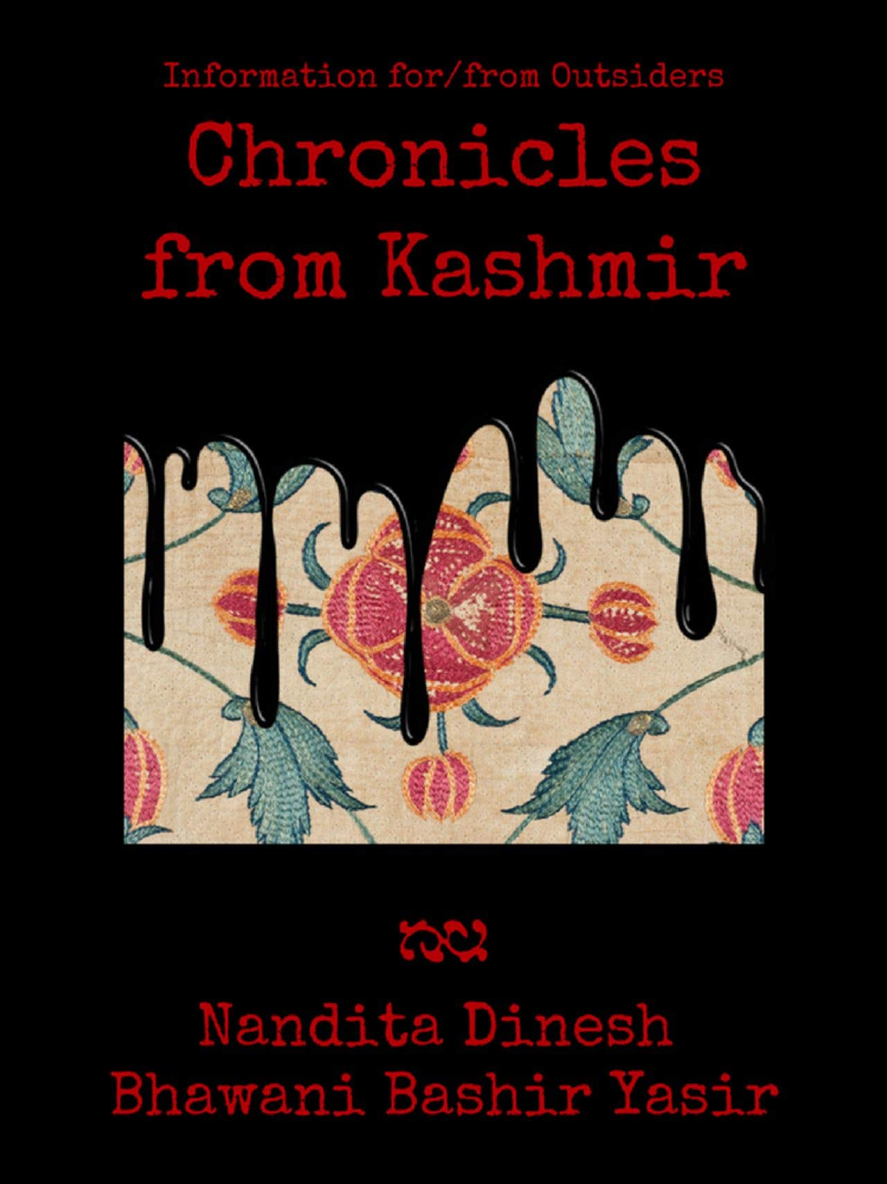 Information for/from Outsiders: Chronicles from Kashmir on Amazon Prime Video UK