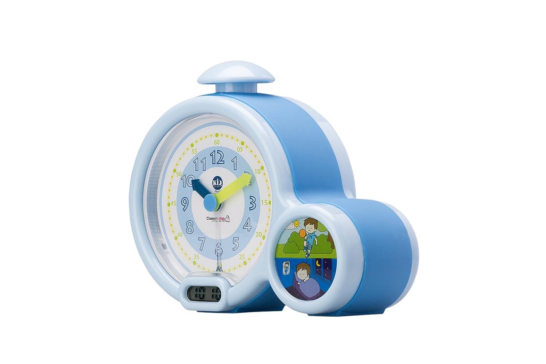 Claessens Kids KSC0010B Kinderwecker mit Aufstehanzeiger, blau kaufen
