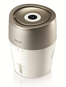 Philips HU4803/01 Luftbefeuchter mit hygienischer NanoCloudTechnologie  BaumarktBewertungen und Beschreibung