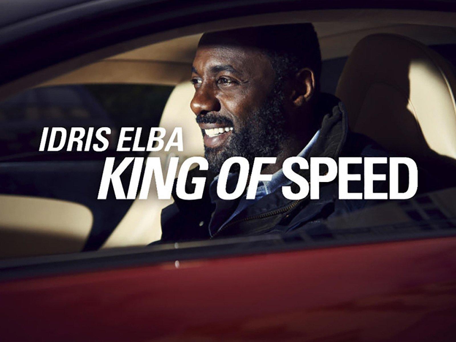 Idris Elba: King of Speed on Amazon Prime Video UK