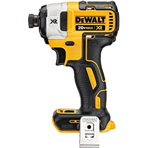 DEWALT DCK283D2 MAX XR Lithium Ion Brushless Compact Drill/Driver & Impact Driver Combo Kit, 20V via Amazon