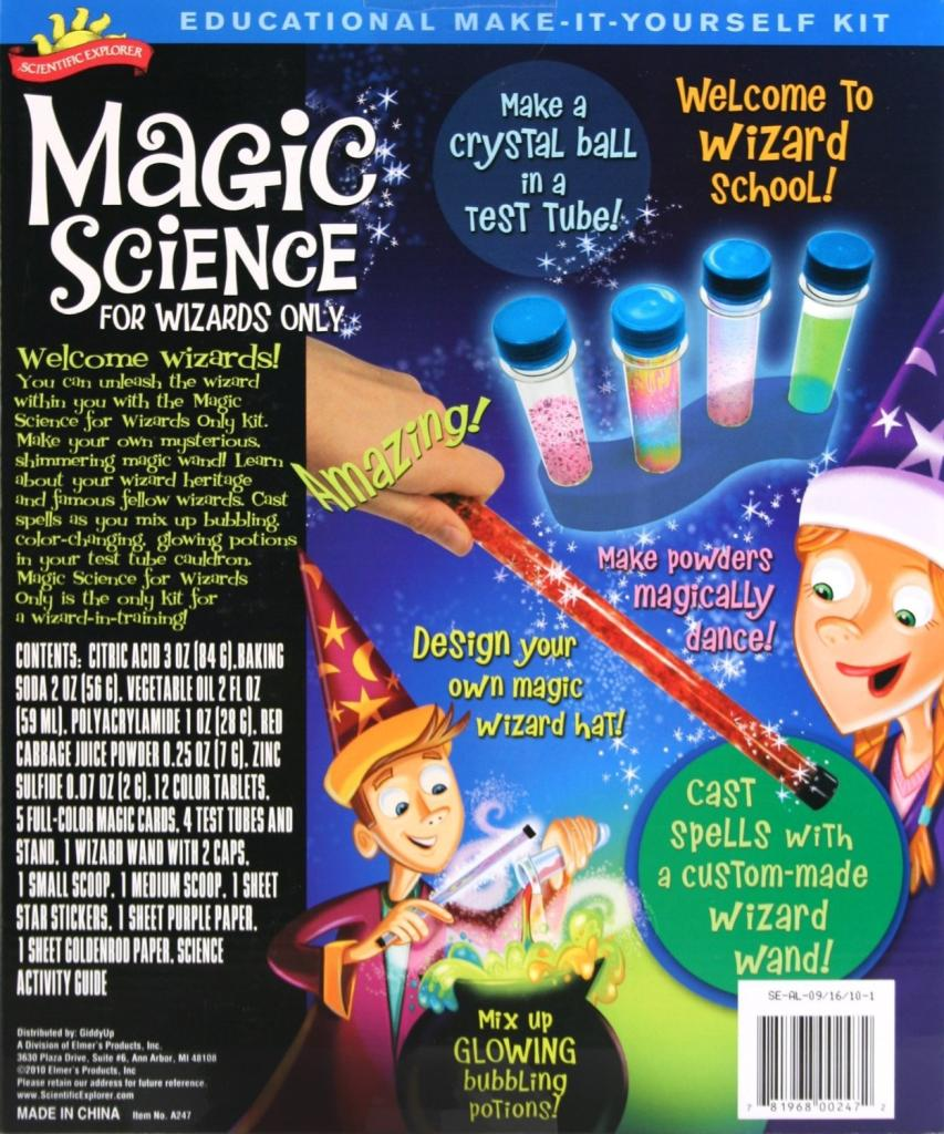 science wizards lab by - photo #5