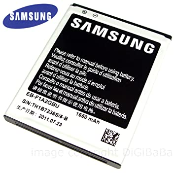 samsung Galaxy I EB FAGBU Battery dp BKKETSA
