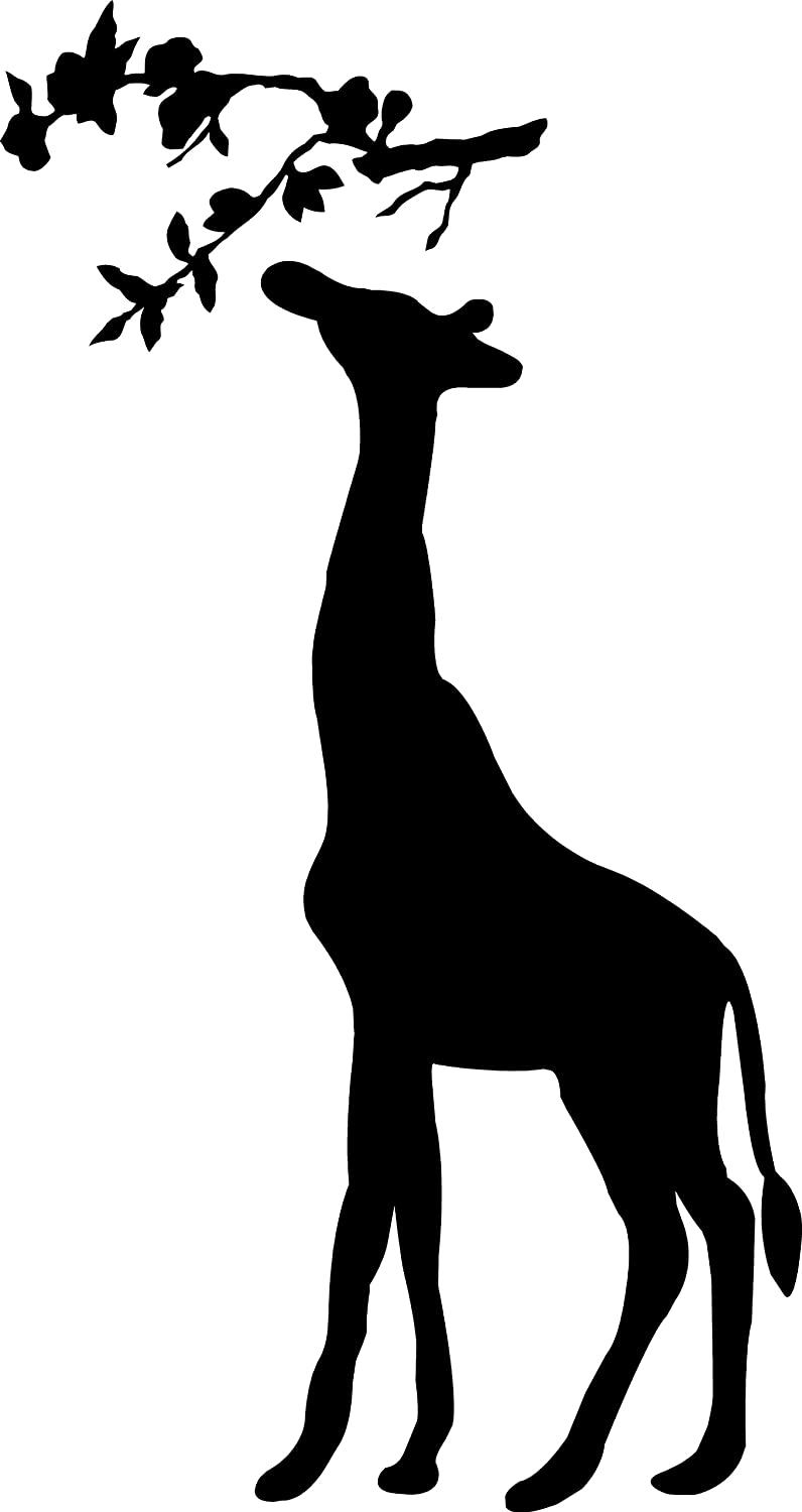 Baby Giraffe Silhouette Images & Pictures - Becuo