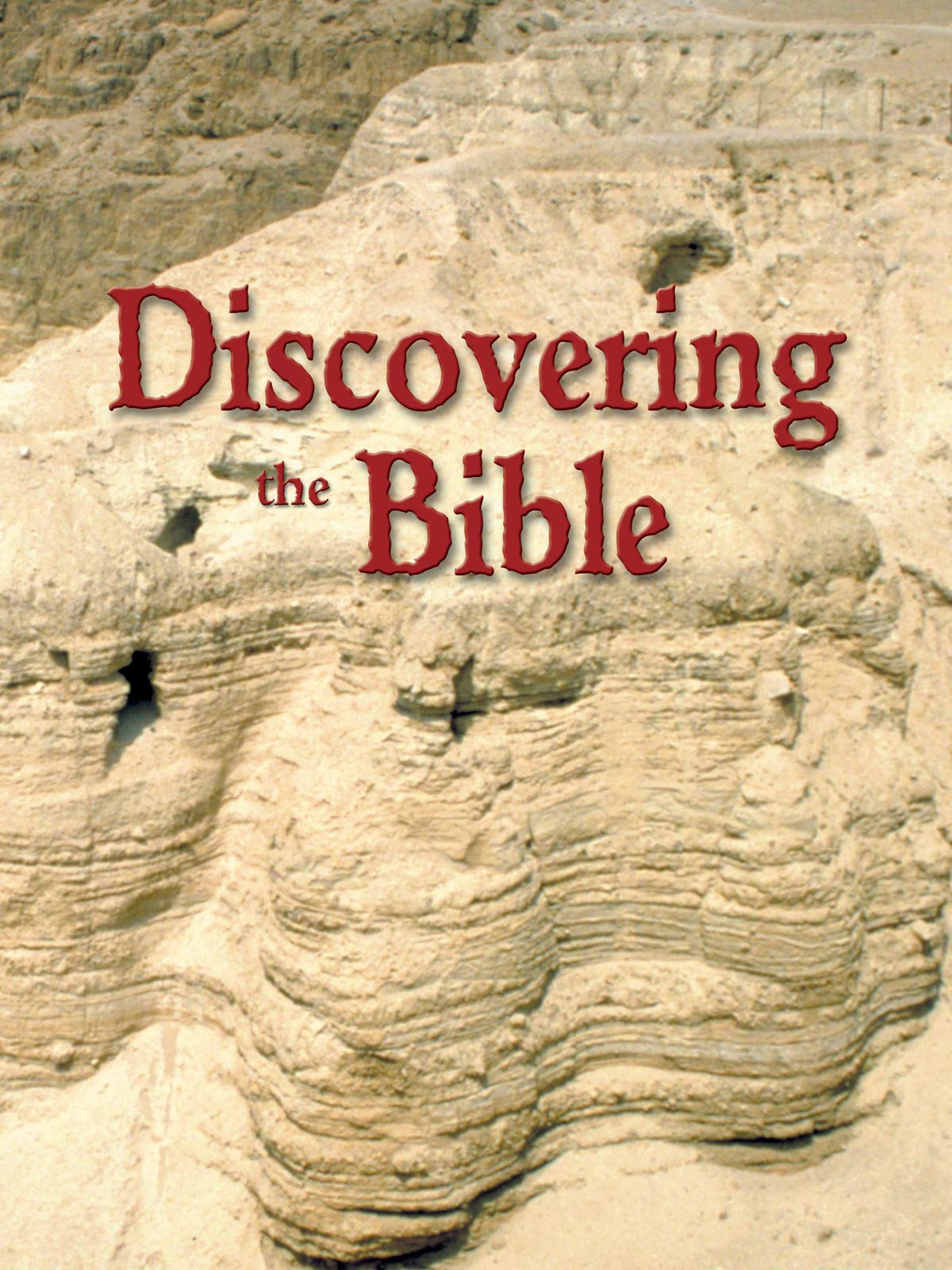 Discovering the Bible on Amazon Prime Video UK