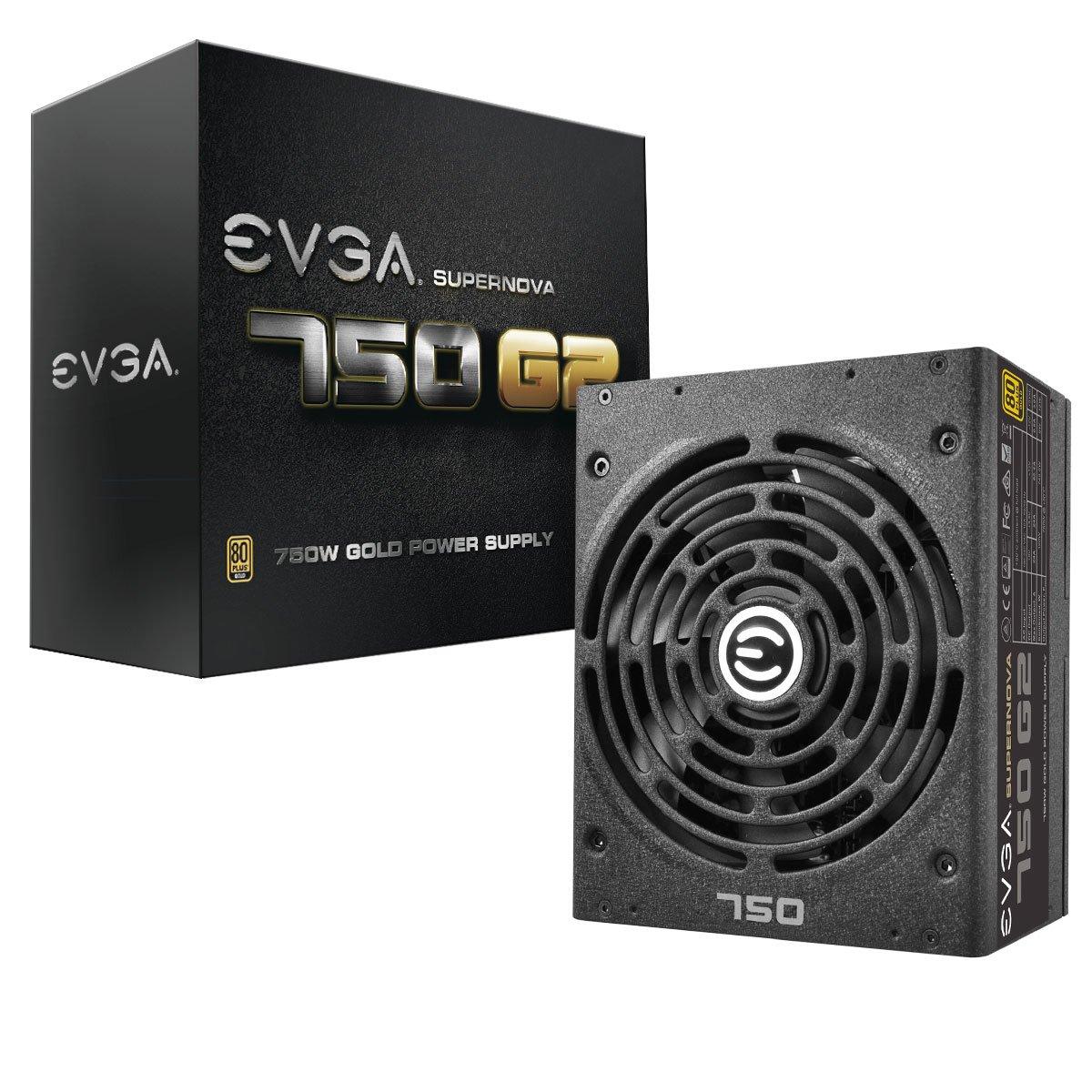 EVGA SuperNOVA 750 G2 80+ GOLD
