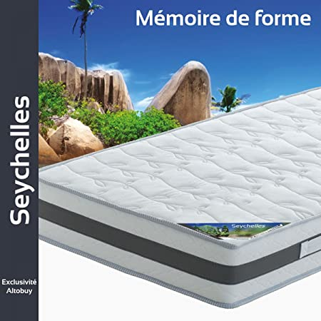 Seychelles - Matelas 120x190cm