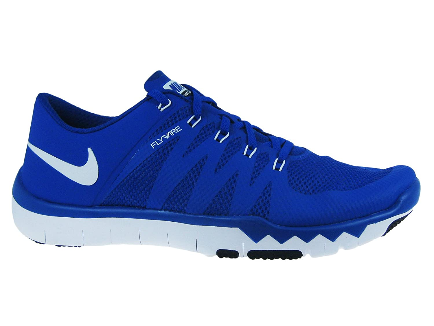 Images for Nike Mens Free Trainer 5.0 v6 Game Royal  White  Black Mesh  Cross-Trainers Shoes 8 M US