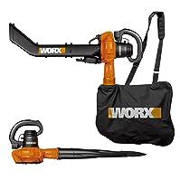 WORX WG508 Blower Vacuum Mulcher 12.0 Amp