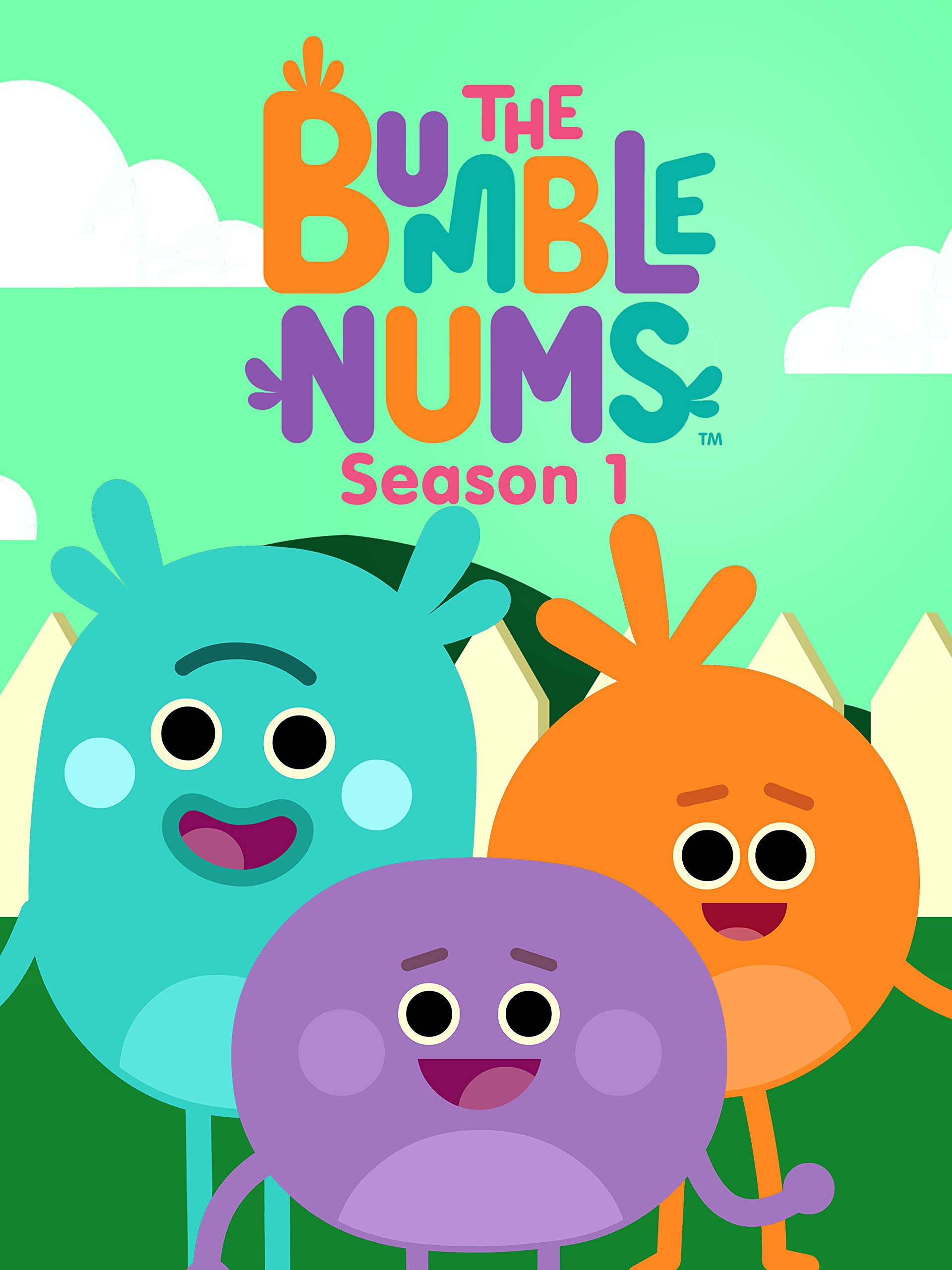 The Bumble Nums - Season 1 on Amazon Prime Video UK