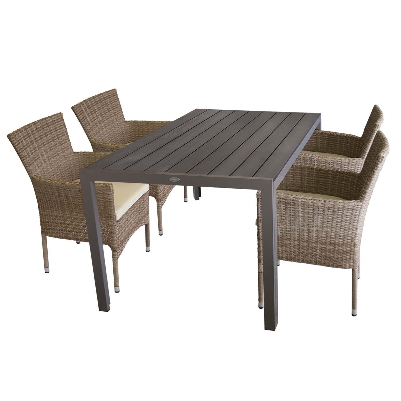 wohaga gartenm bel balkonm bel terrassenm bel bistro set. Black Bedroom Furniture Sets. Home Design Ideas
