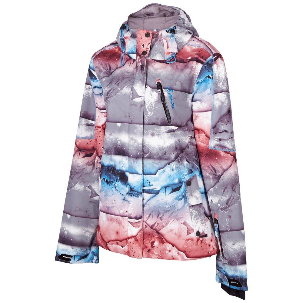 Chiemsee Damen Funktionsjacke Hedda Trendige und Funktionale Skijacke günstig online kaufen