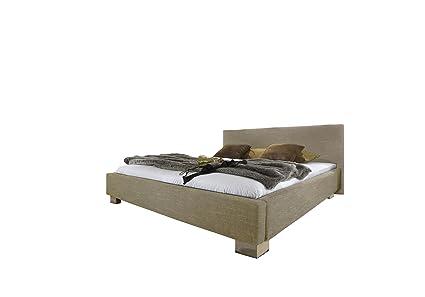 Maintal Betten 231715-4764 Polsterbett Lynes 180 x 200 cm, beige
