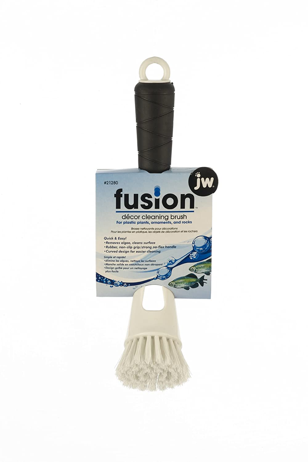 JW Pet Company Aquarium Decor Cleaning Brush насадка jet jw 1003