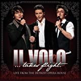 Il Volo Takes Flight: Live From The Detroit Opera House [Blu-ray]